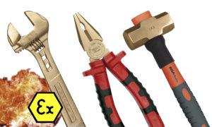 herramientas antichispa atex
