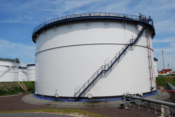 anticorrosión tanque