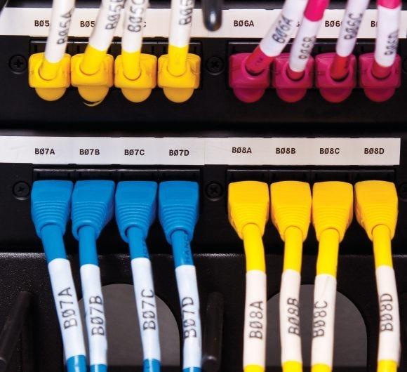 Etiquetado de cables