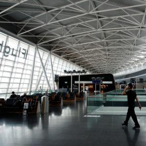 Puertos, aeropuertos e infraestructuras