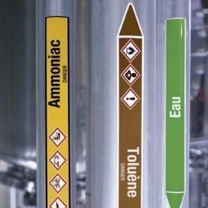 Señalización y marcado industrial