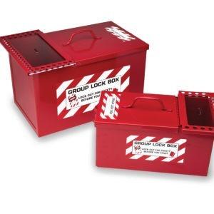 caja para candado