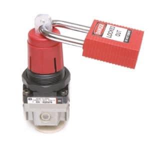 Regulador de caudal de aire SMC