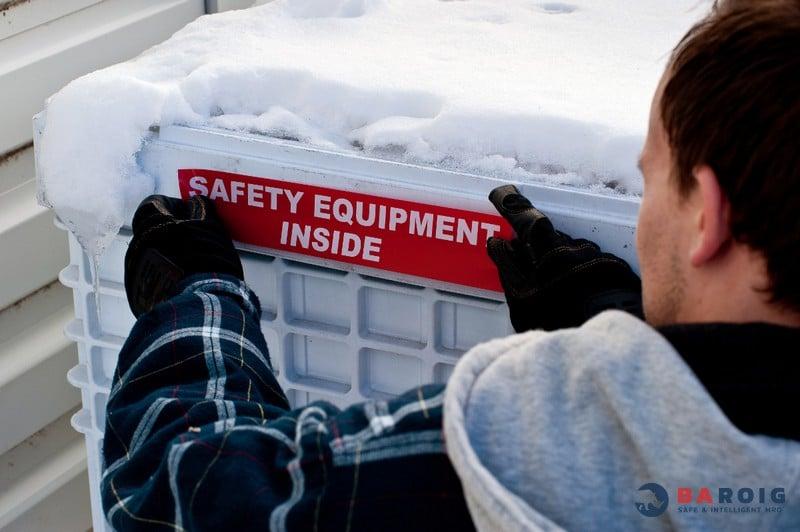 Marado a bajas temperaturas con impresoras Brady