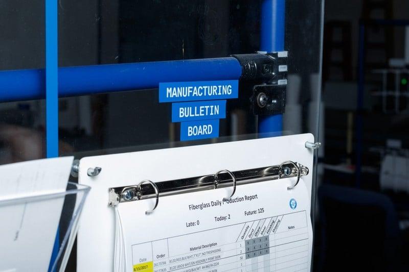 Aplicaciones etiquetadora brady bmp21 - Identificación general.