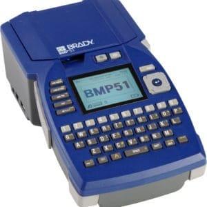 Impresoras de etiquetas Brady BMP51 y BMP53