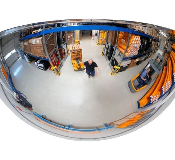 Espejo de seguridad 360