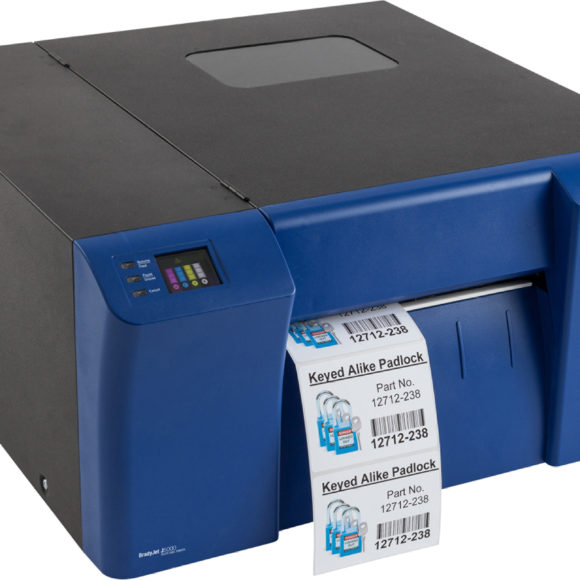 impresora de etiquetas a color