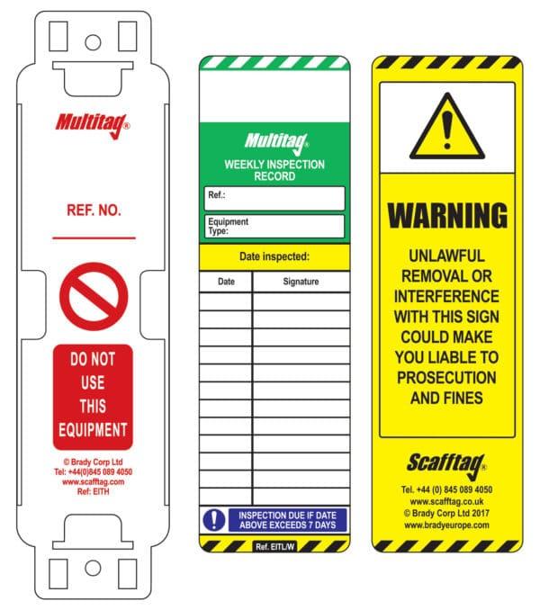 etiquetas seguridad