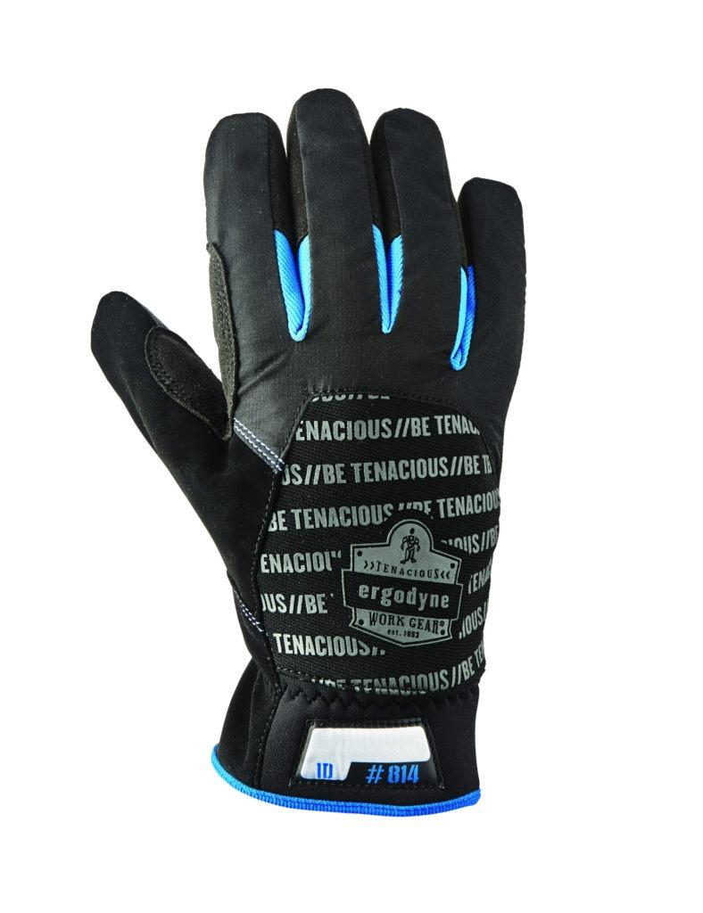 guantes de trabajo termicos