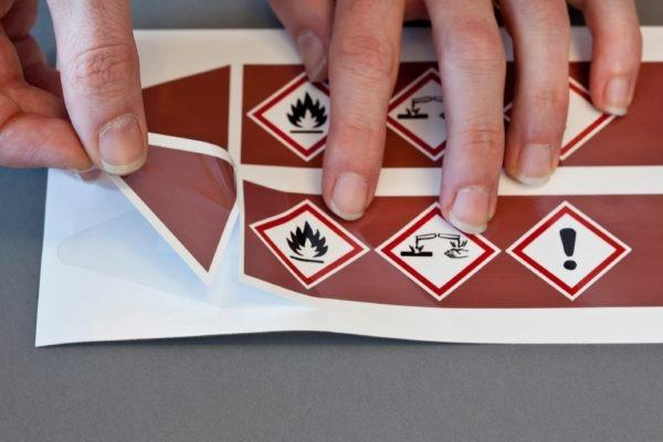 marcadores de tubería