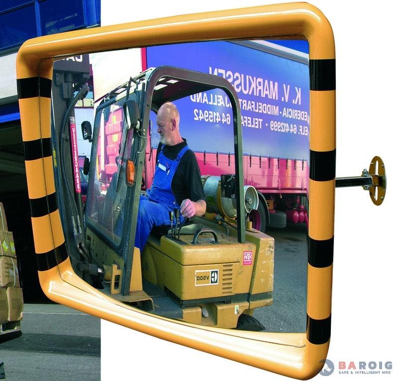 espejos industriales