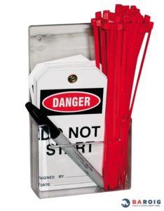 etiquetas de seguridad