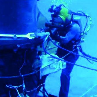 Herramientas subacuáticas