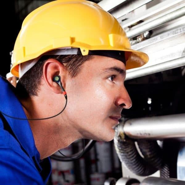 protección auditiva personalizada