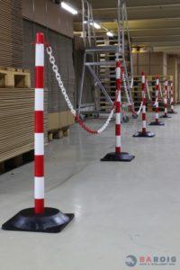postes seguridad