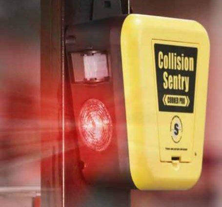 Baroig - Nuevo sistema de colisión - alarma