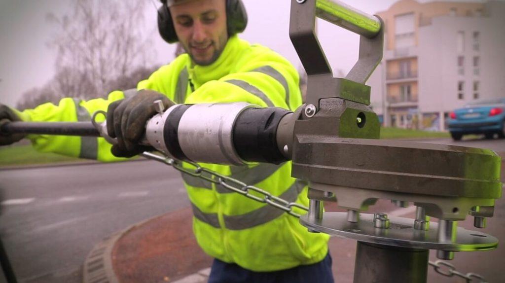 Actuadores portátiles para válvulas Neumático
