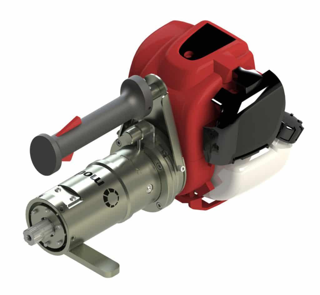 Actuadores portátiles para válvulas de gasolina 3