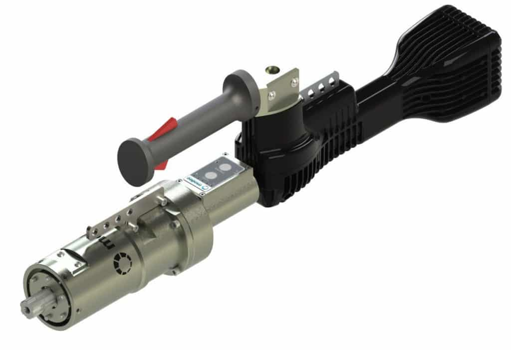 Actuadores portátiles para válvulas eléctrico 4