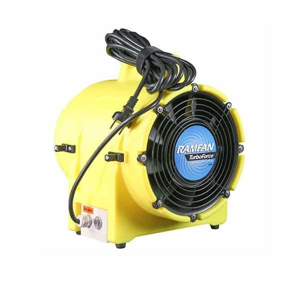 Ventilador/extractor para espacios confinados UB20