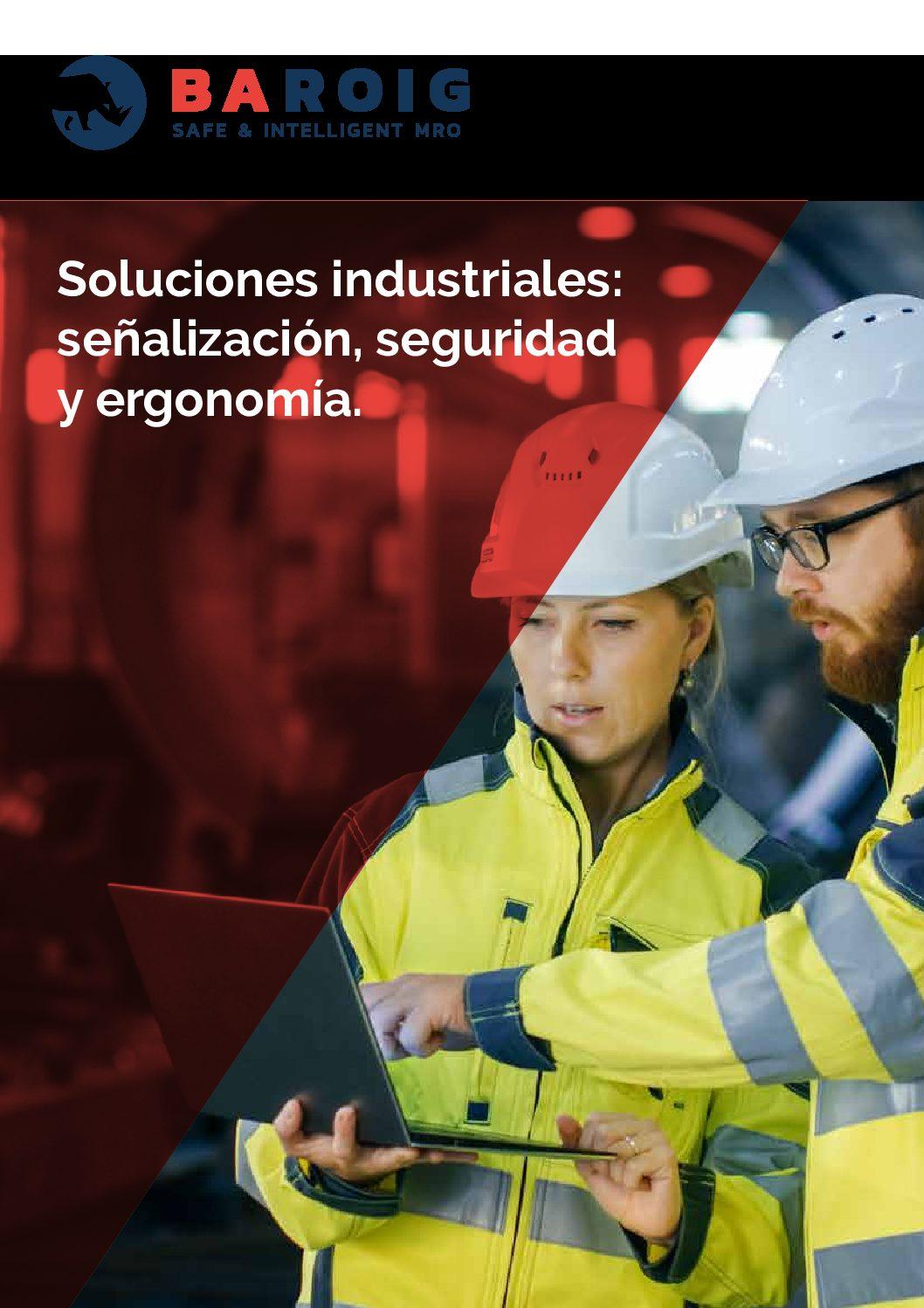 catálogo general de las principales soluciones de la empresa baroig