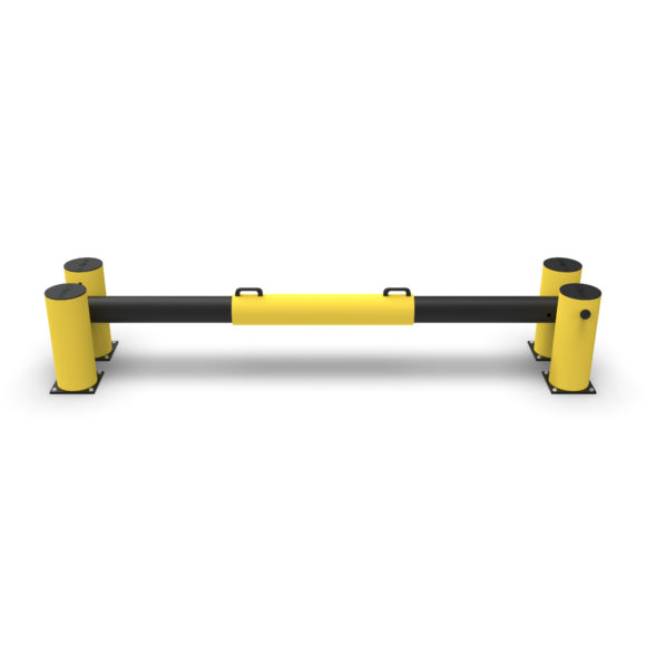 Barrera – puerta flexible