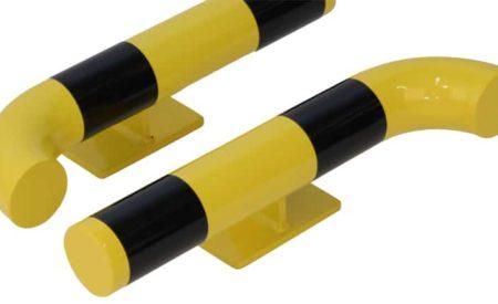 BAroig - Protección de impactos modular de acero para paredes (6)