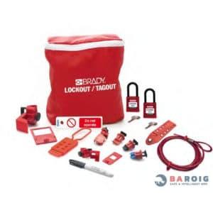 kit de sistemas de bloqueo de dispositivos eléctricos 2