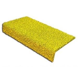 Narices de escalera metálicas antideslizante escaleras