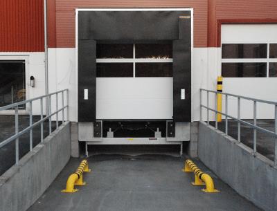 Guía para posicionamiento de camiones