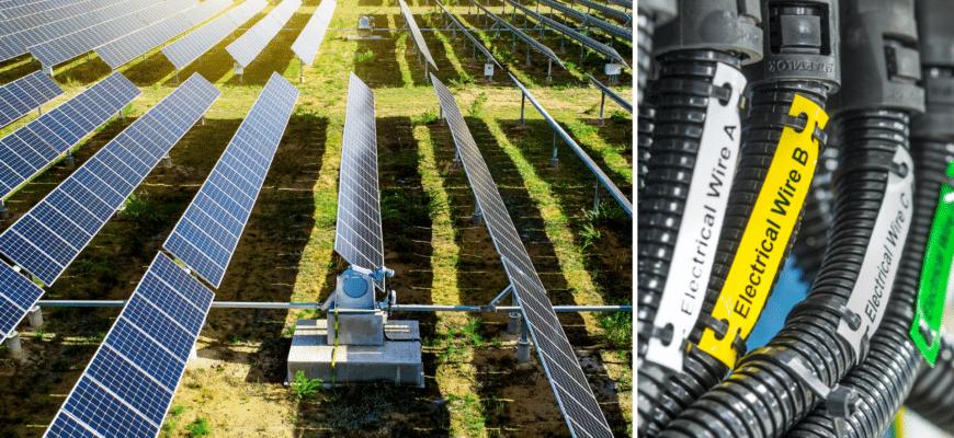 Identificación campo solar - Brady
